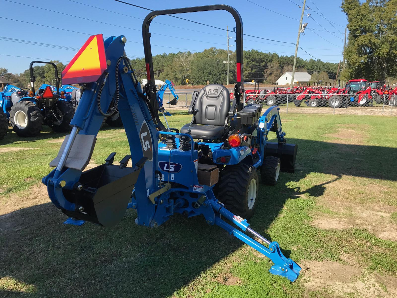 2019 LS Tractor MT122-TLB