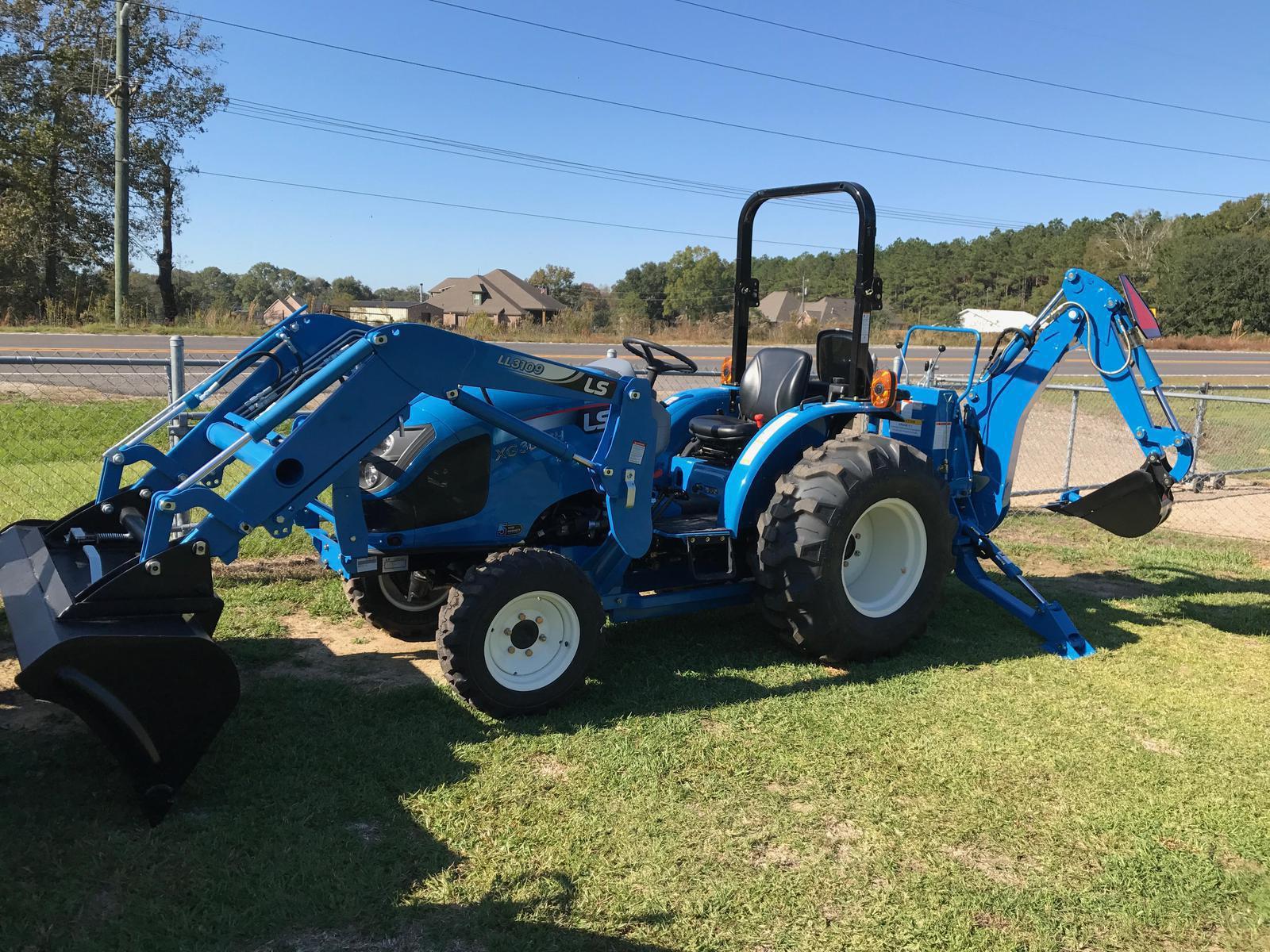 Inventory from LS Tractor and Texas Bragg 4-H Equipment, LLC Denham