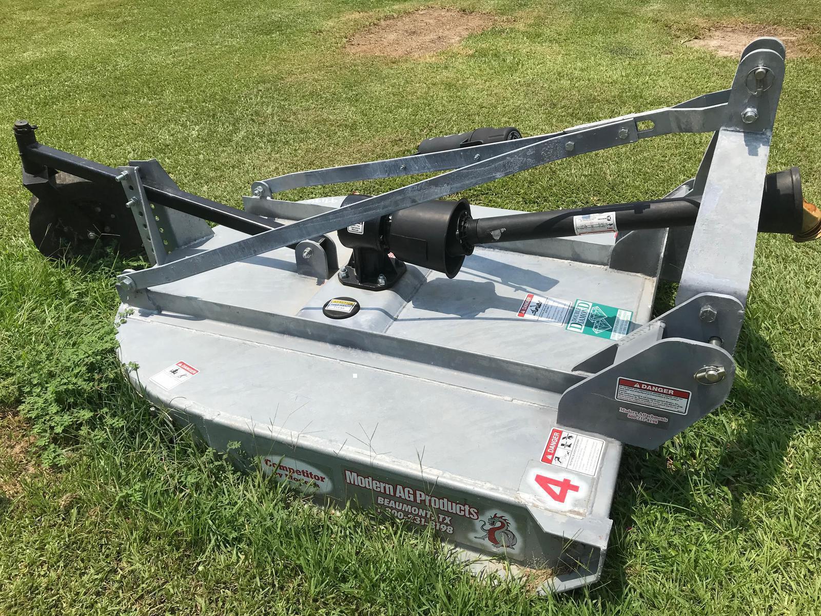 Rotary Cutter from Modern Ag 4-H Equipment, LLC Denham