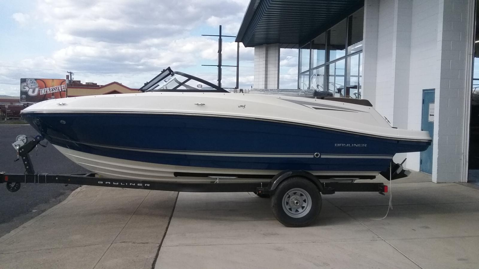 2017 BAYLINER VR5 BOWRIDER for sale