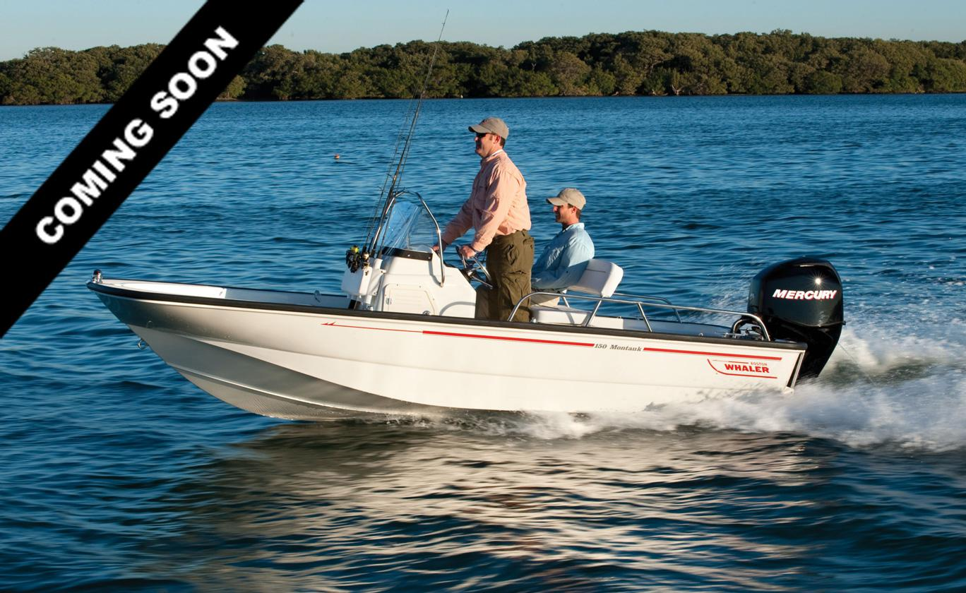 2019 BOSTON WHALER 170 MONTAUK for sale