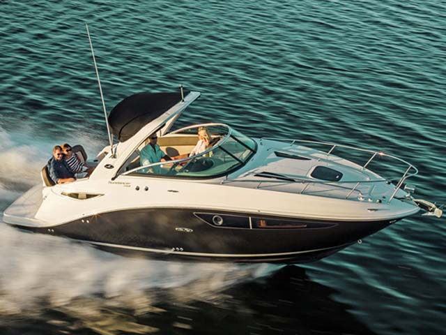 2018 SEA RAY 260 SUNDANCER for sale