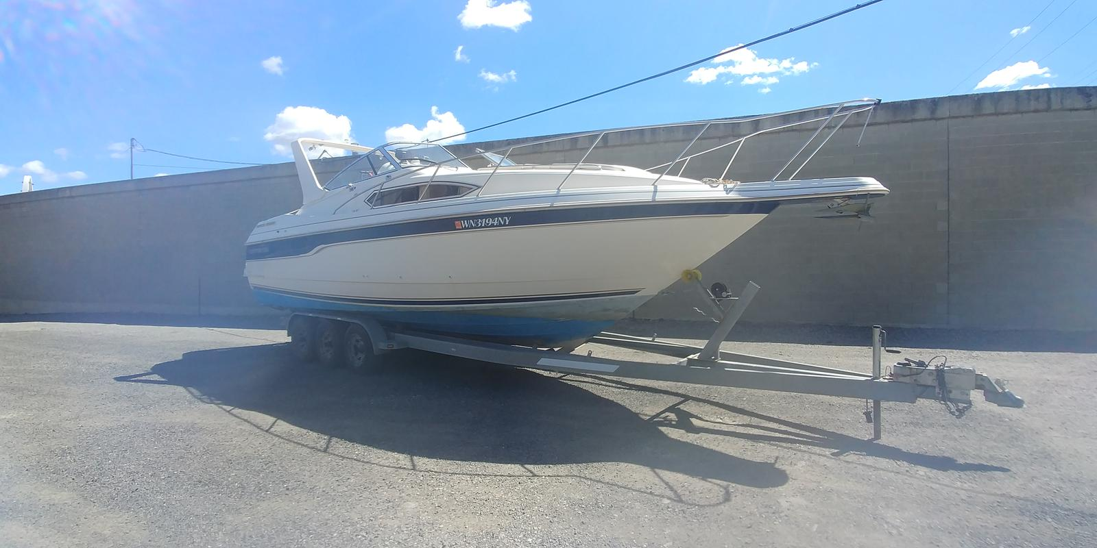 1996 MONTEREY 296 for sale