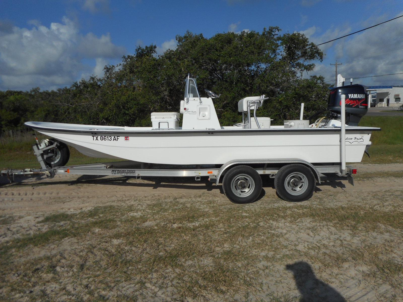 2007 Shallow Sport CLASSIC for sale in Port O'Connor, TX