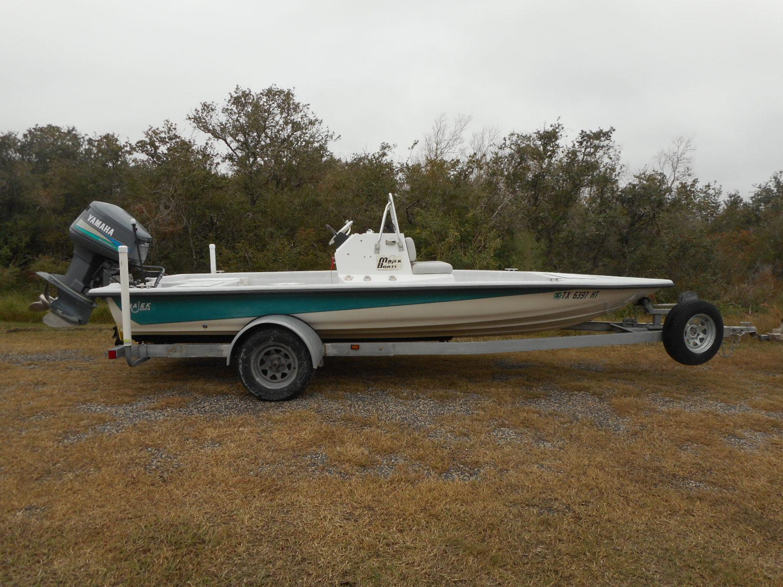 Inventory from Majek and Yamaha Coastal Bend Marine & Auto