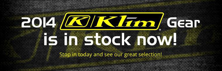 2014 Klim Clothing