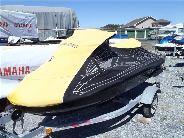2009 Sea-Doo Musclecraft RXT iS 255