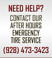 After Hours Emergency Tire Service