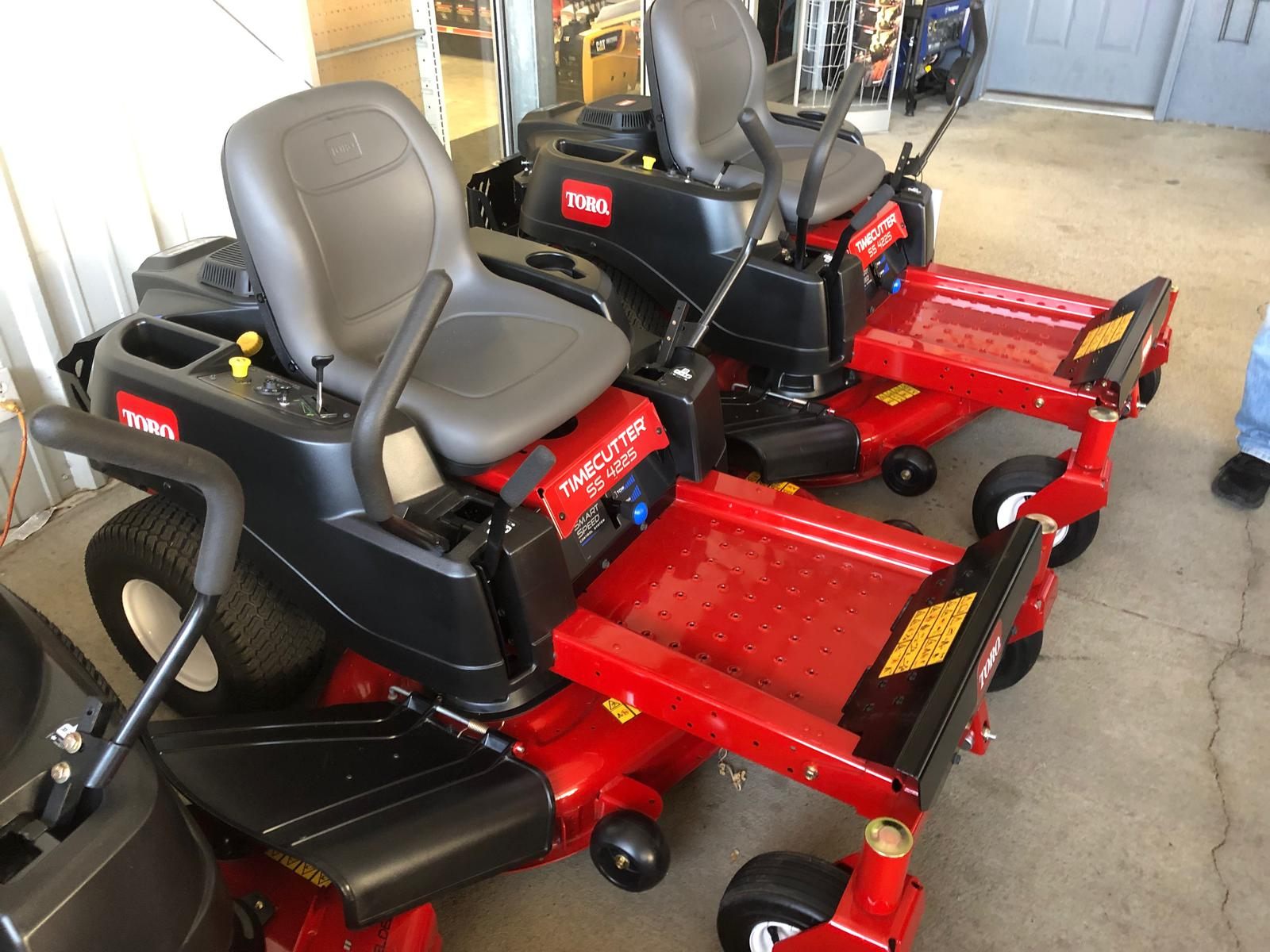 Inventory from Toro Hudson's Hardware & Outdoor Equipment