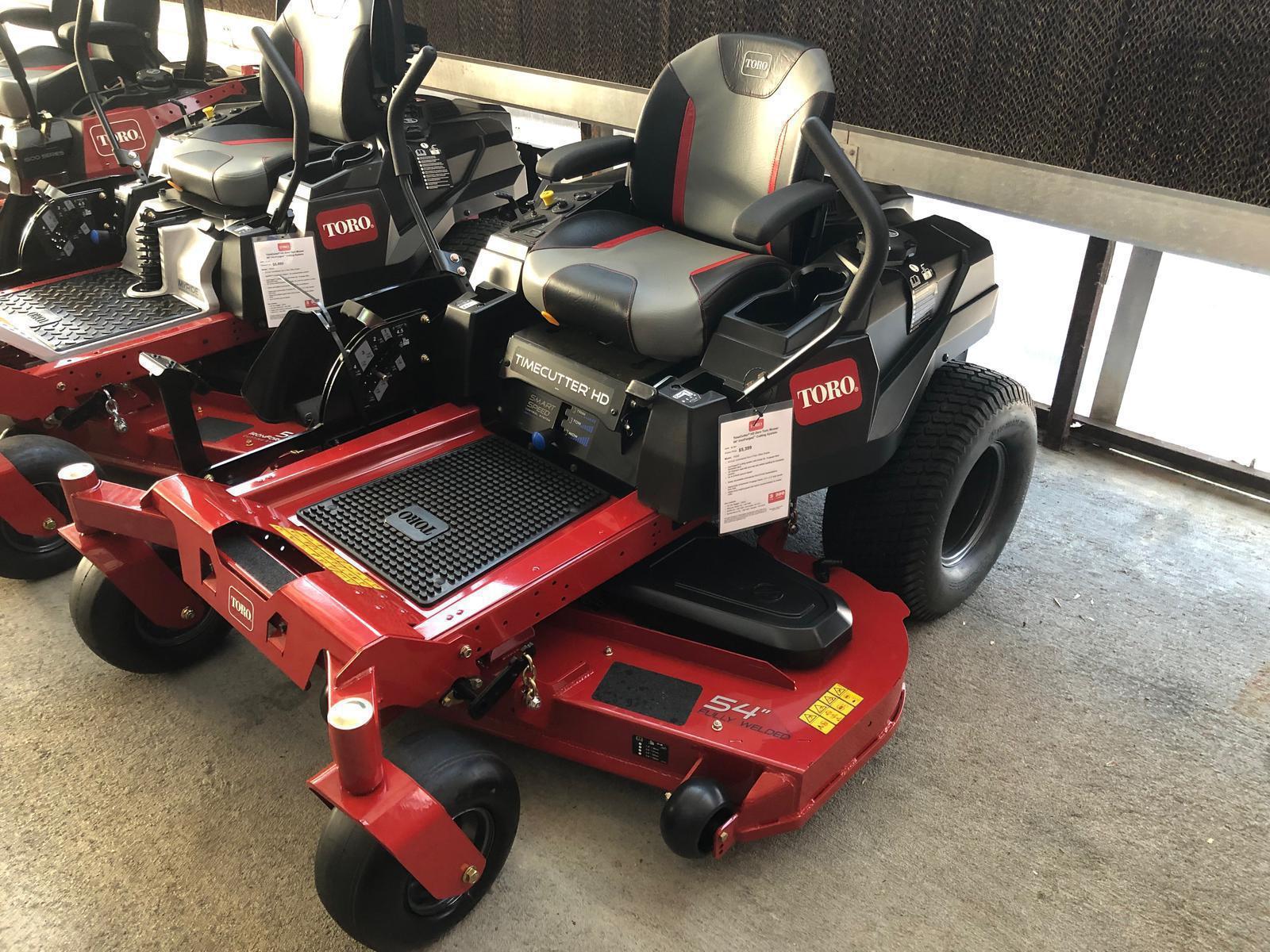 Inventory from Toro Hudson's Hardware & Outdoor Equipment