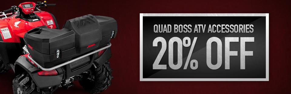 QuadBoss Accessories Sale