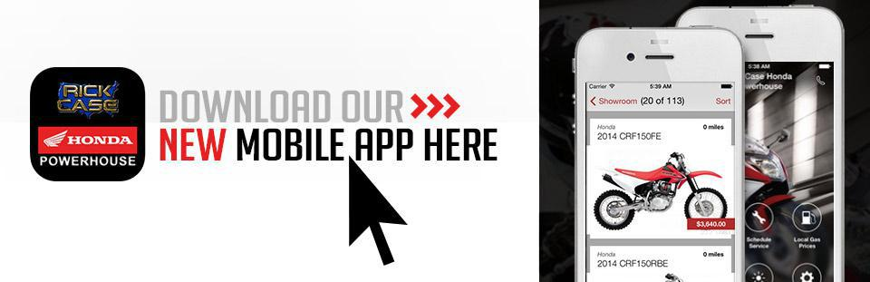 Download our new mobile app here.