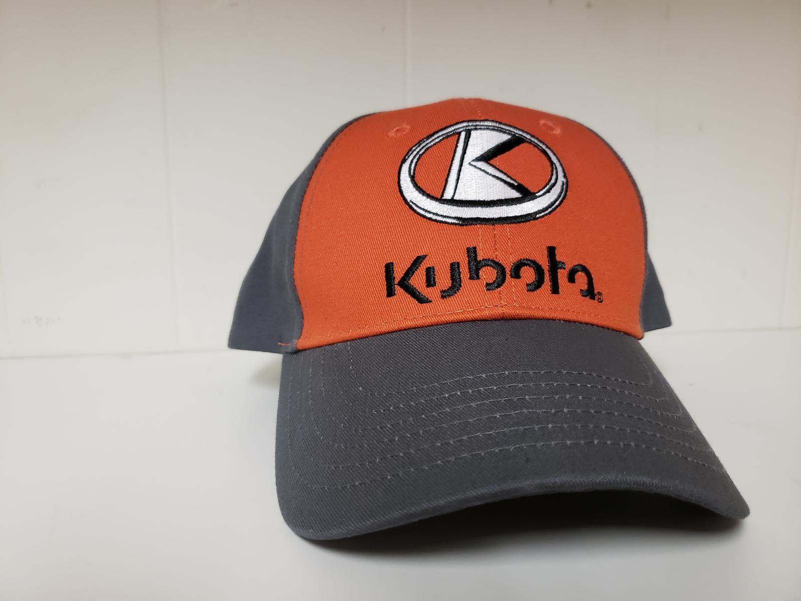 e9bf97d91f0 Kubota Orange and Grey Hat for sale in Quincy
