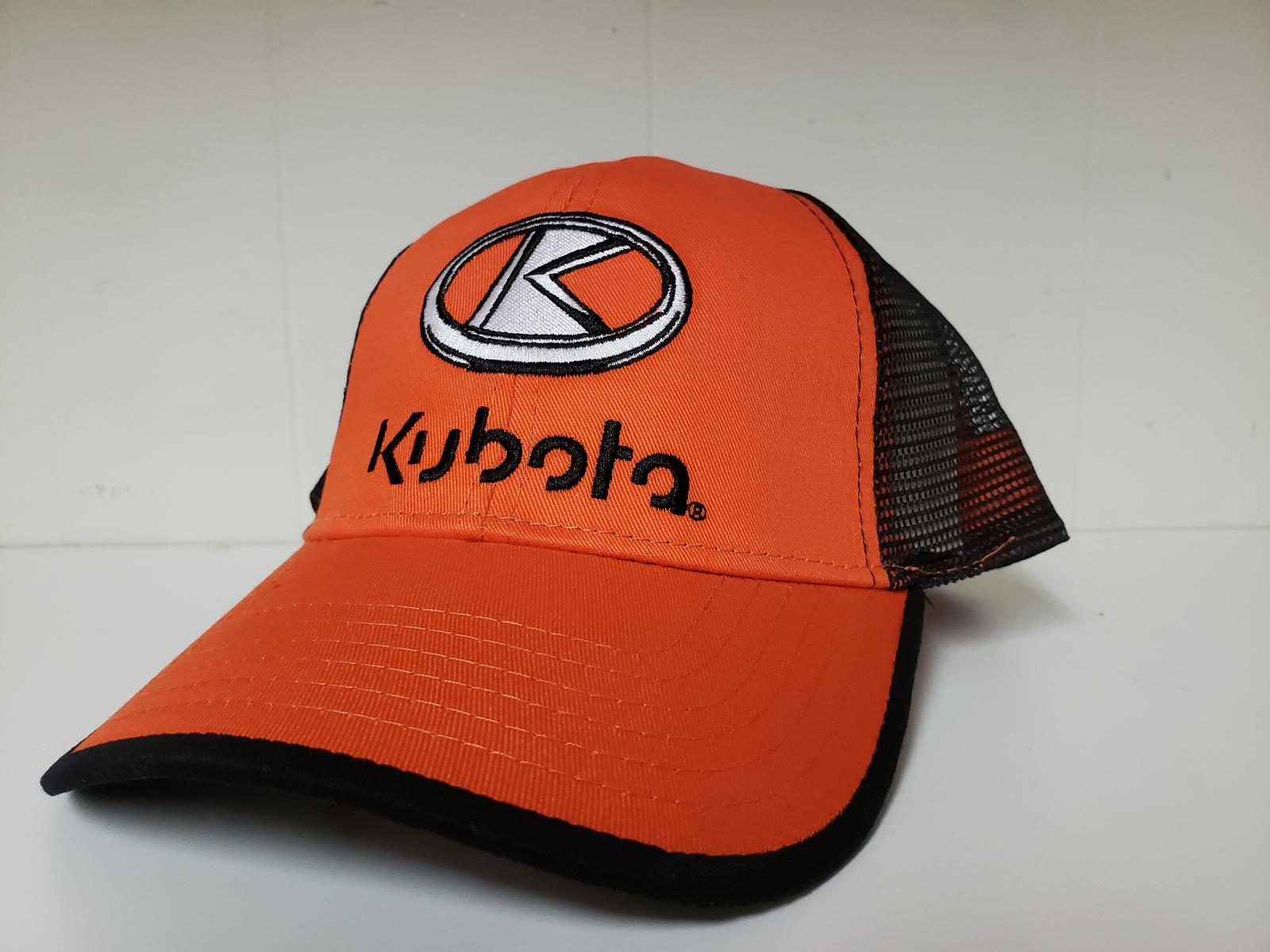 2c3fbf08c09 Kubota Orange and Black Hat for sale in Quincy