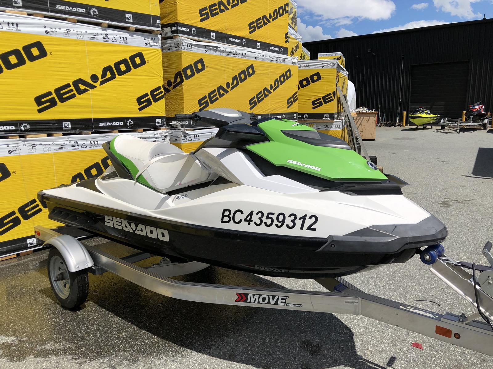 2013 Sea-Doo PW GTI 130 W/LG 13 for sale in Squamish, BC  No