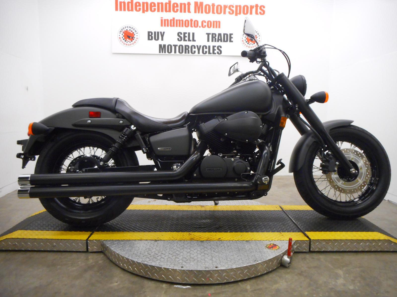 2015 Honda Shadow Phantom VT750 Aero Ace 750 Like New Used Motorcycles  Columbus Ohio Buy Sell Trade
