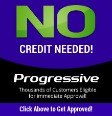 No Credit Check Financing by Progressive