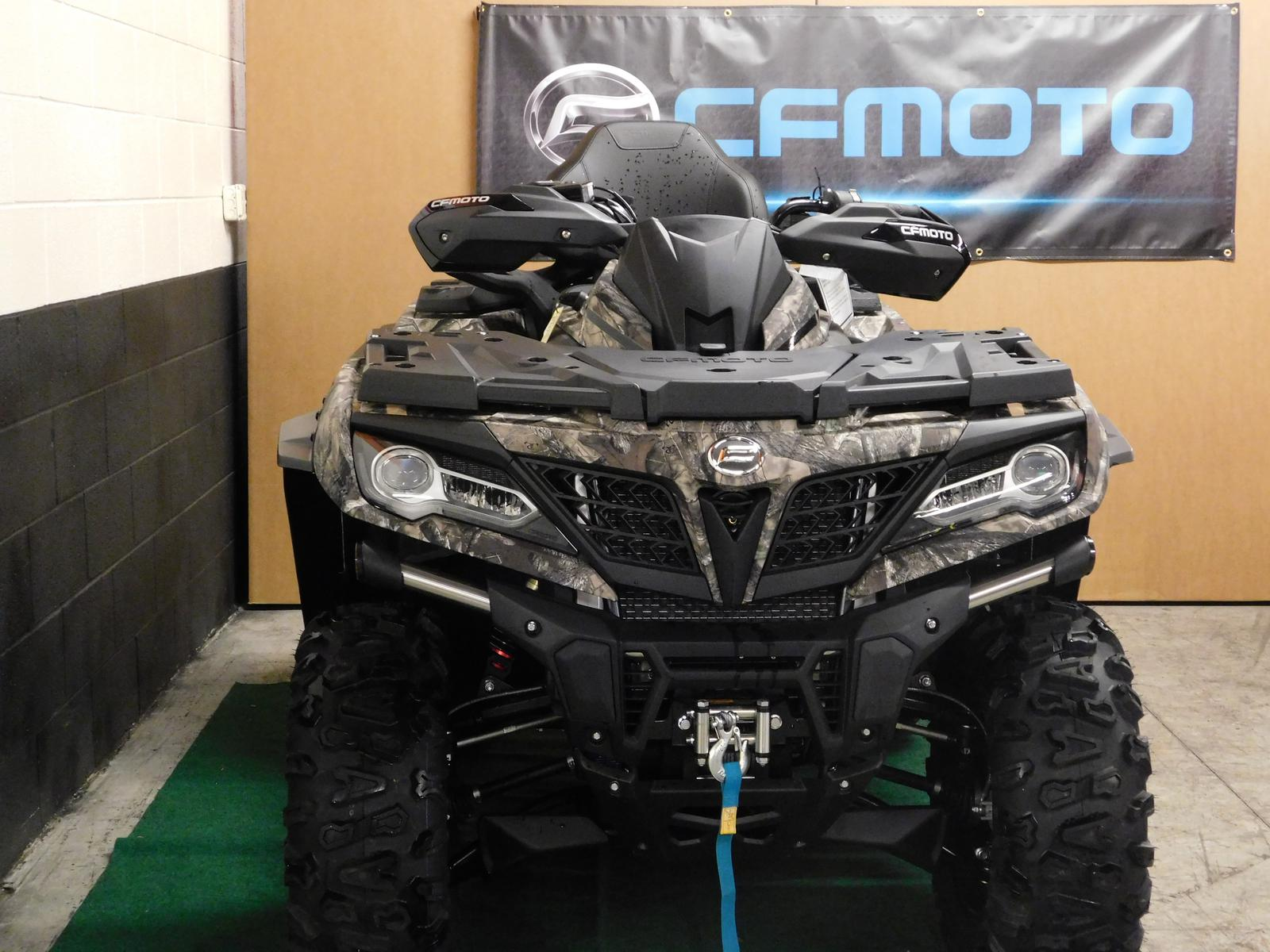 2019 CFMOTO C FORCE 800