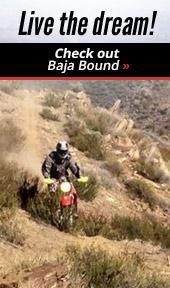 Live the dream! Check out Baja Bound.