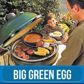 Big Green Egg Web Widget