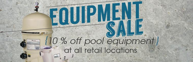 Equipment Sale 2014