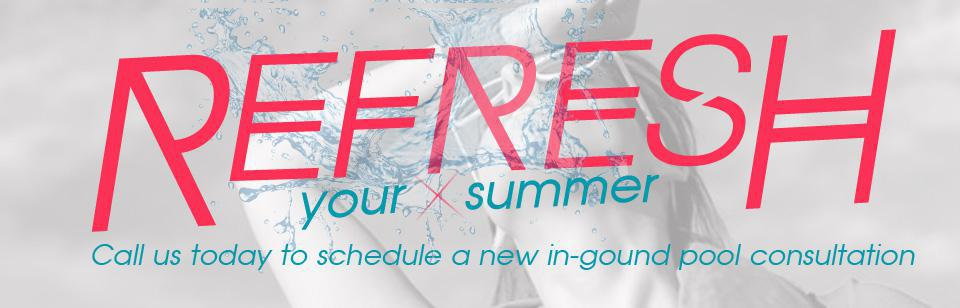 Refresh Your Summer
