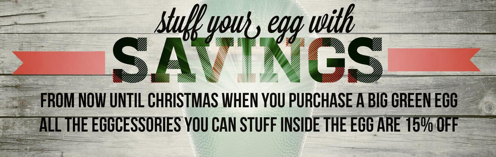 Stuff Your Egg