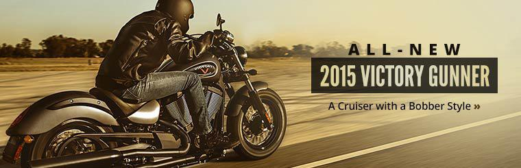 2015 Victory Gunner: Click here to view the model.