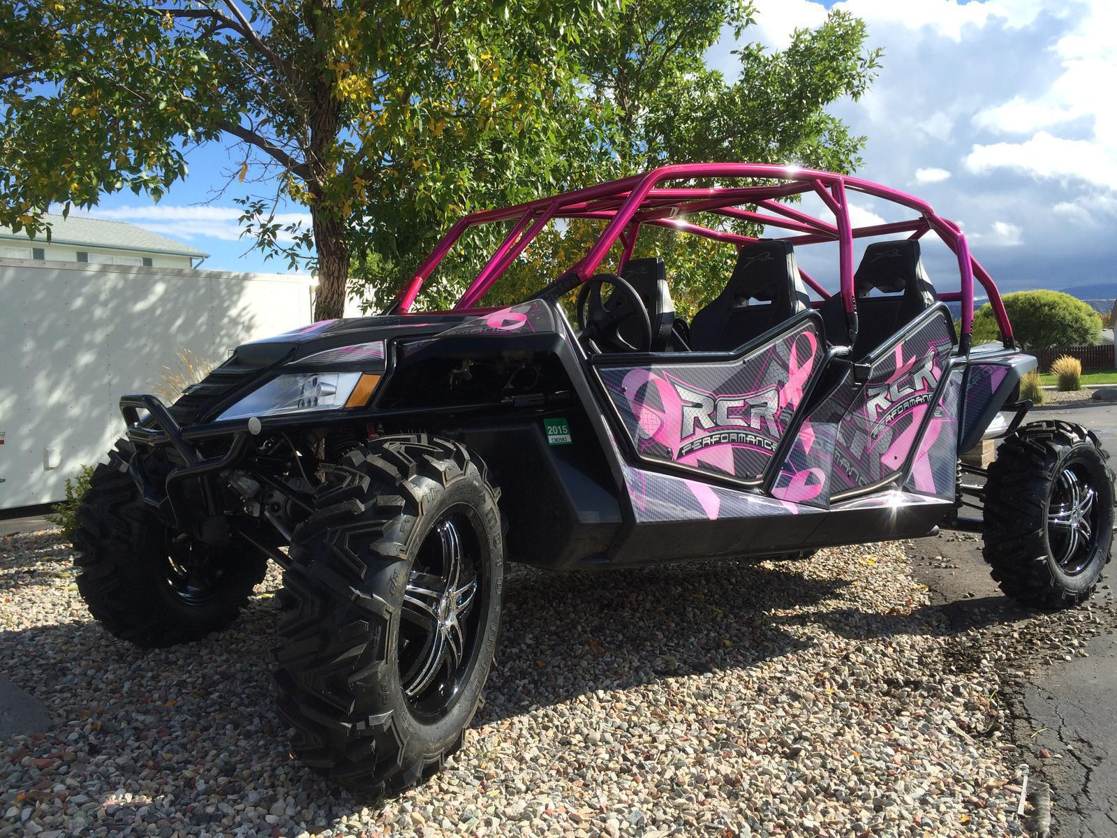 2014 Arctic Cat Wildcat™ 4X Limited for sale in Rifle, CO | RCR ...