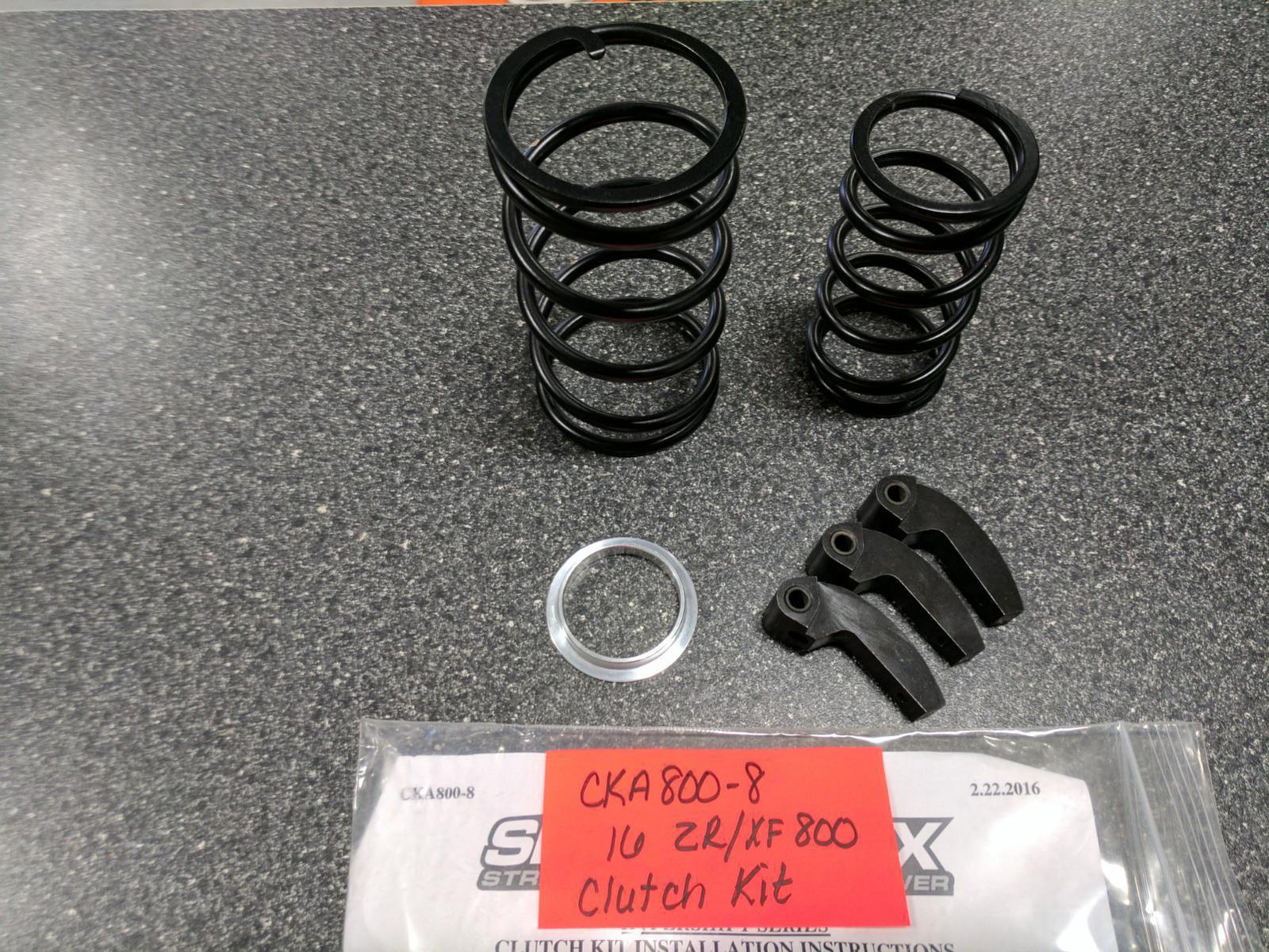 2016 800 Team Speedwerx Clutch Kit