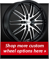 Shop more custom wheel options here »