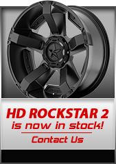 HD Rockstar 2 is now in stock! Contact us.