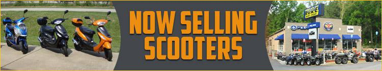 Now selling scooters