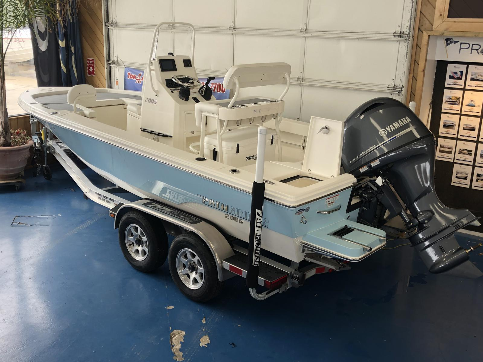 2019 Pathfinder 2005 TRS for sale in Harrison Township, MI