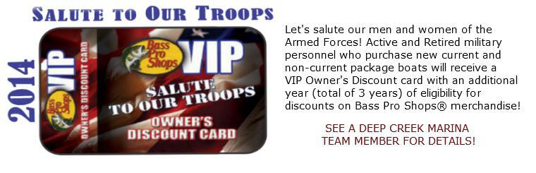 Salute our troops 2014