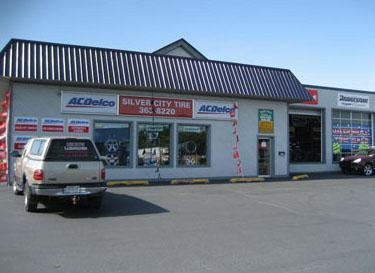 Silver City Tire, Inc.