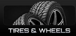 Tires & Wheels: Browse our online catalogs.