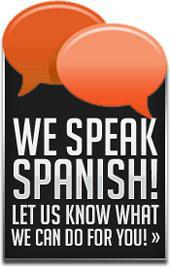 We speak Spanish!