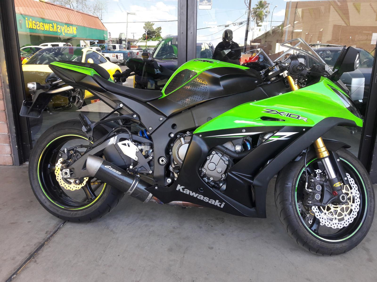 2014 Kawasaki Ninja® ZX™-10R