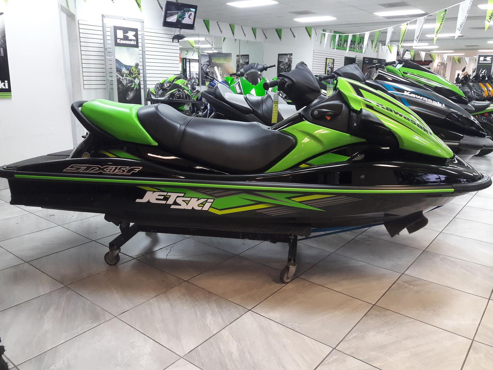 2019 Kawasaki STX 15F Jet Ski
