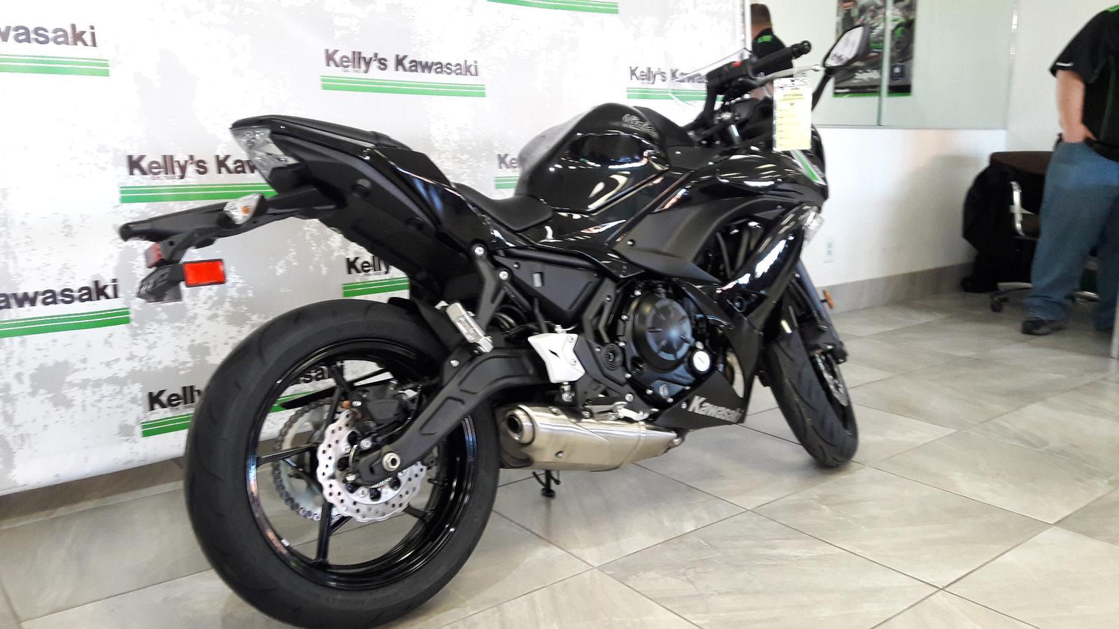 2017 Kawasaki Ninja® 650 ABS for sale in Mesa, AZ. Kelly's Kawasaki ...
