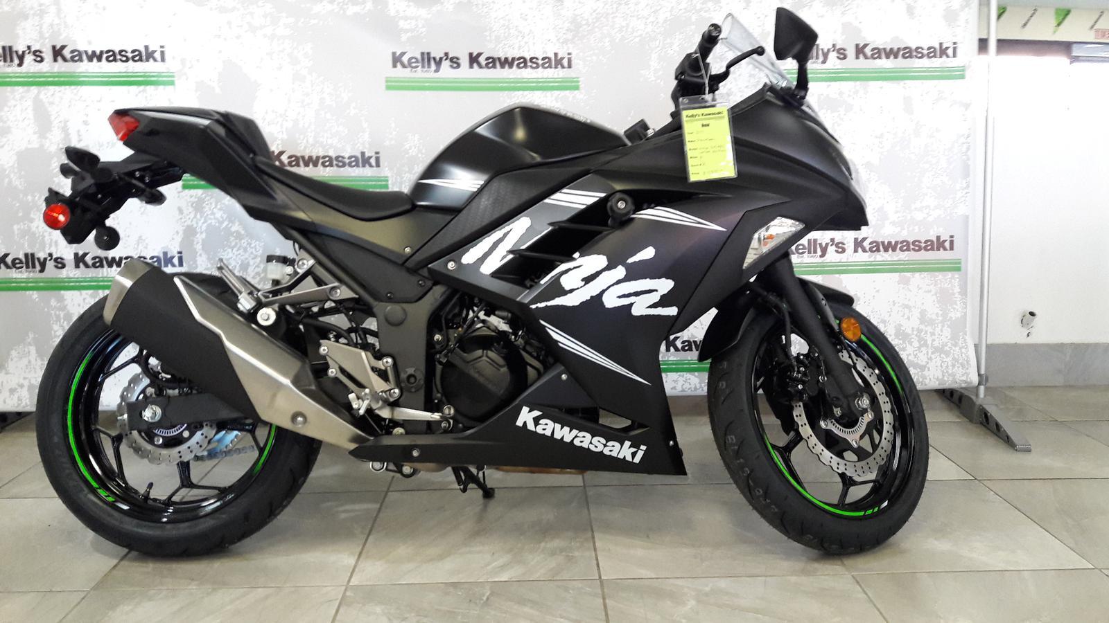 2017 Kawasaki Ninja® 300 ABS Winter Test Edition for sale in Mesa