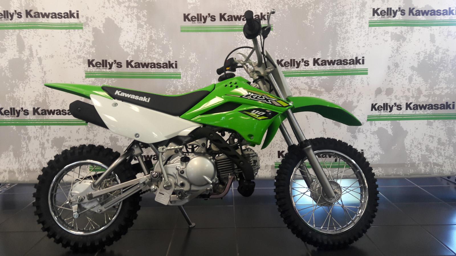 2018 Kawasaki KLX 110 for sale in Mesa, AZ. Kelly's Kawasaki Mesa ...