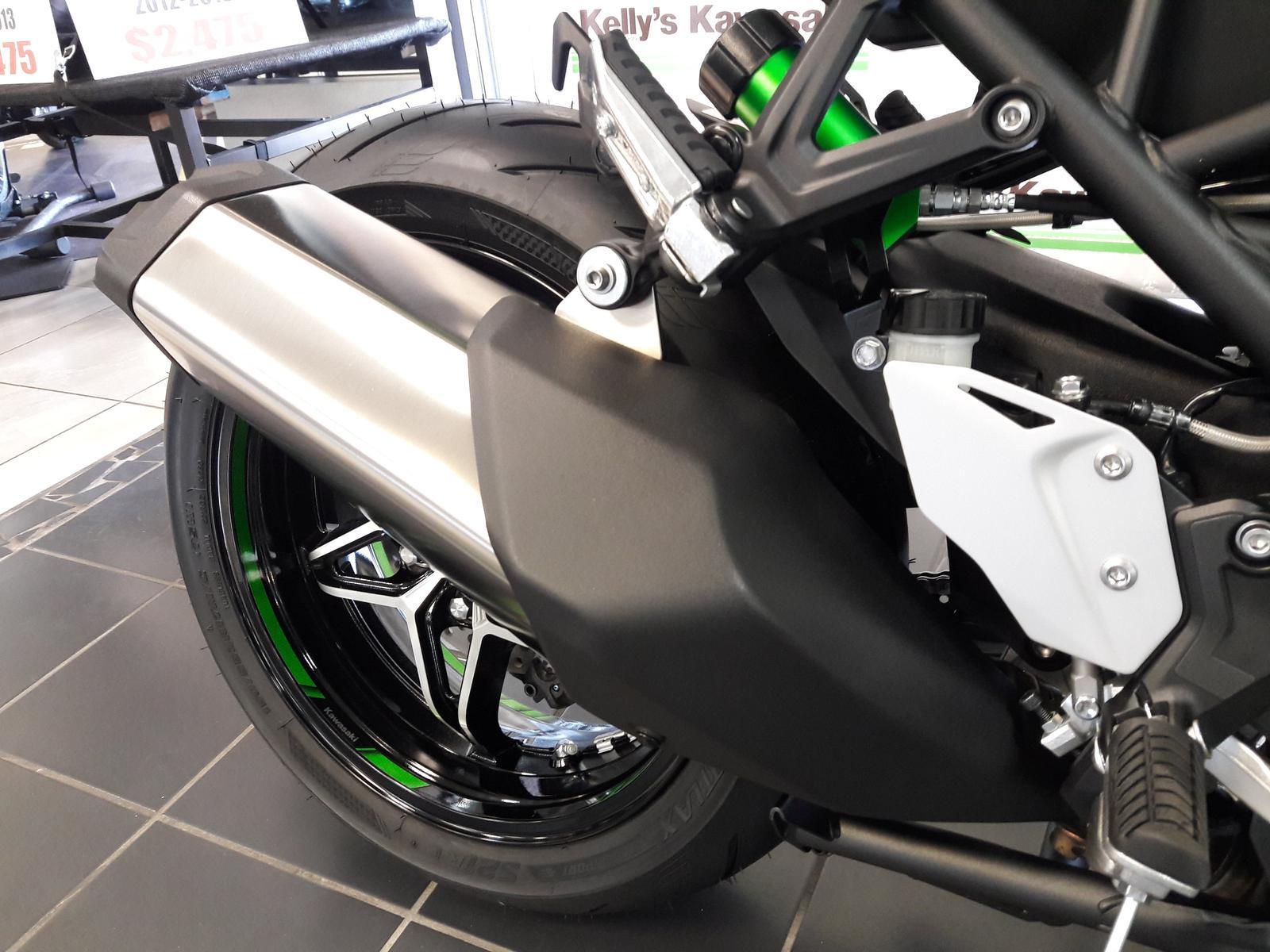 2018 Kawasaki Ninja H2 SX SE 4