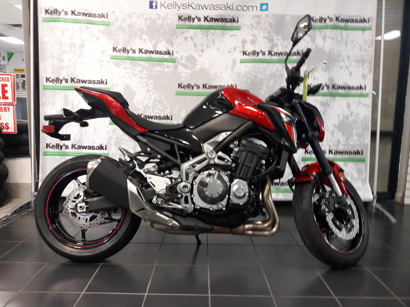 2018 Z900 ABS Red 3