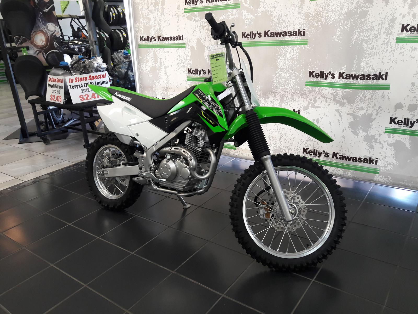 2019 Kawasaki Klx 140 For Sale In Mesa Az Kellys Wiring Harness 2