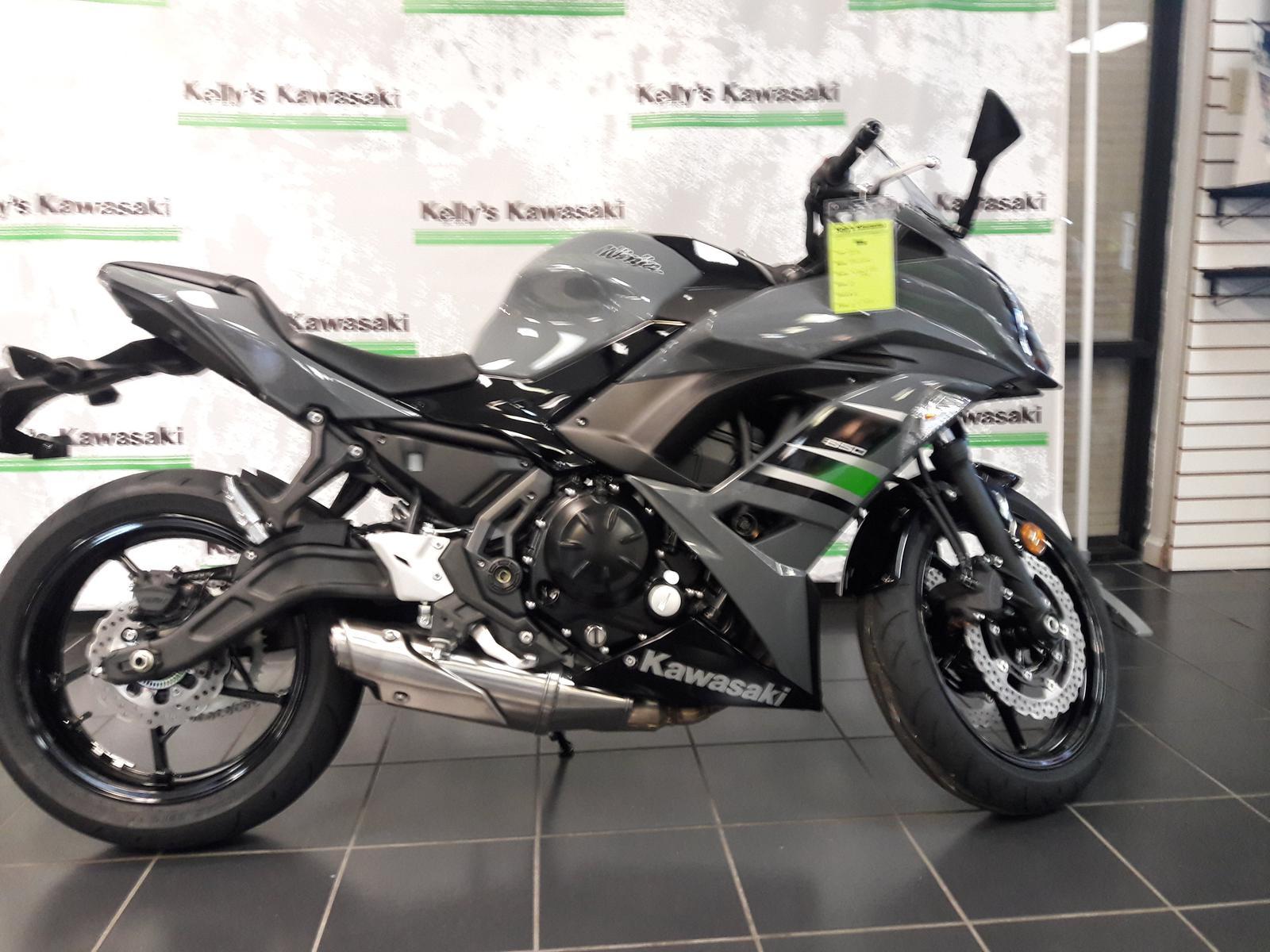 2018 Ninja 650 ABS