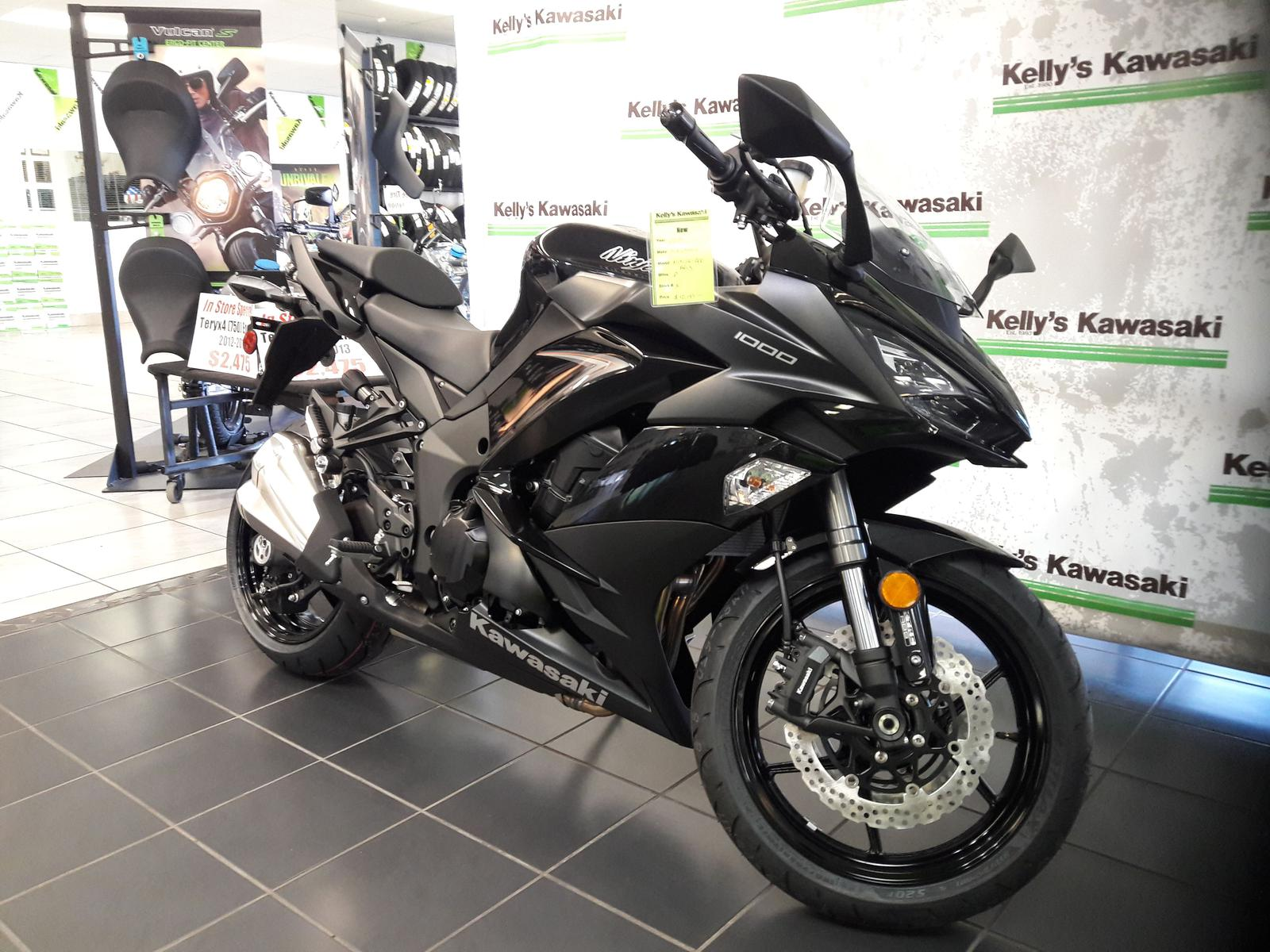 2019 Kawasaki Ninja 1000 Abs For Sale In Mesa Az Kellys Kawasaki