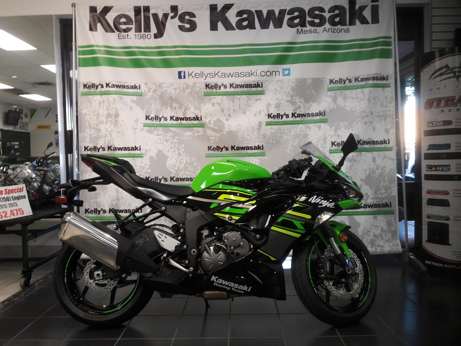 2019 Kawasaki Ninja Zx 6r Abs Krt Edition For Sale In Mesa Az