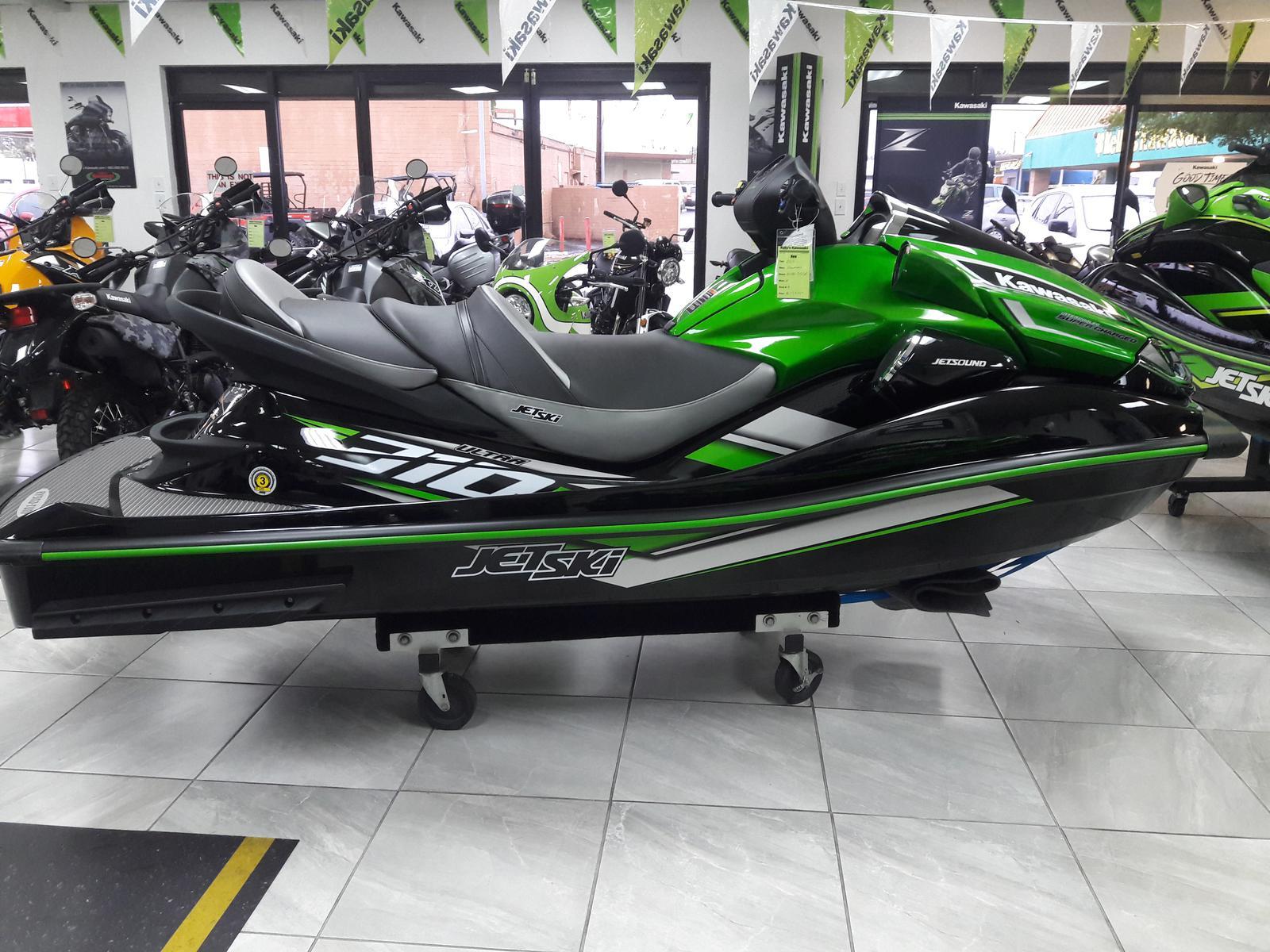 2019 Kawasaki 310 LX Jet Ski